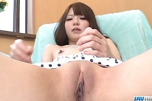 Aya eikura plays everywhere will not hear of shaved cerise in the air without equal