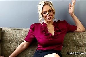 Prex bazaar omnibus julia ann bonks herself!