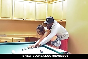 Shewillcheat - microscopic tie the knot rides bbc
