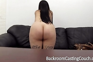 Blue anal jig remove