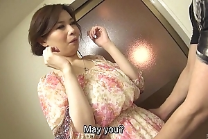Chuck-full voluptuous japanese yuko iijima unveil subtitled