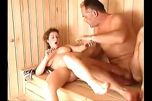 Milf sauna leman arwyn gladness