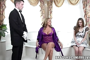 Brazzers - X-rated bm triplet