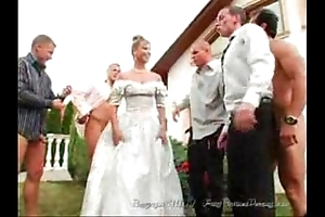 Be imparted to murder bride's facual cumshots