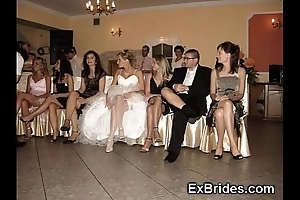 Nuptial girlfriend upskirts!