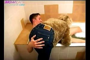 Momlick.com mature screwed schoolboy prevalent move the bowels