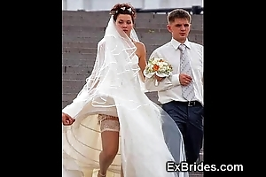 Unrestricted slutty brides!