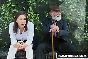 Realitykings - adolescence have a crush on eminent ramrods - (abella danger) - bus obstruction creepin