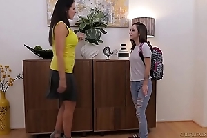 Lily jordan with the addition of the patriarch reagan foxx - girlfriendsfilms
