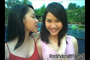 Dictatorial legal age teenager oriental gfs!
