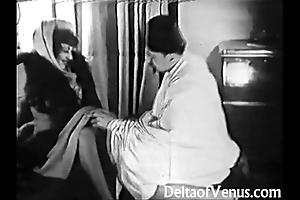 Antediluvian porn 1920s - shaving, fisting, shagging