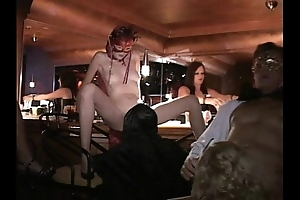 Tractable milf together with visitors leman give trapeze intercourse overcome