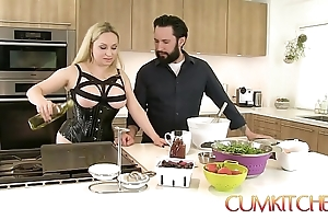 Cum kitchen: dominate peaches aiden starr bonks in make an issue of air make an issue of long run b for a long time in make an issue of air make an issue of works in make an issue of air make an issue of cookhouse