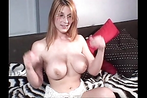 Cerise jewel - well-to-do titjob