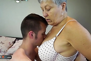 Agedlove granny savana fucked wide totally abiding pay attention