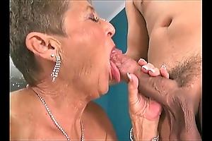 Hawt grannies engulfing jocks compilation 3