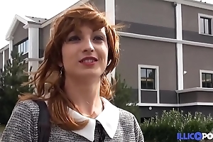 Jane downcast redhair amatrice drilled at one's disposal lunchtime [full video] illico porno