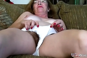 Usawives queasy adult pussies toying compilation
